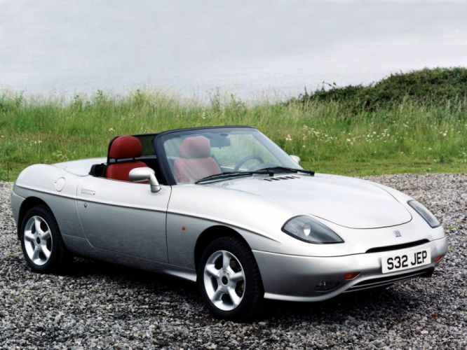 Fiat barchetta Limited Edition 1998 wallpaper