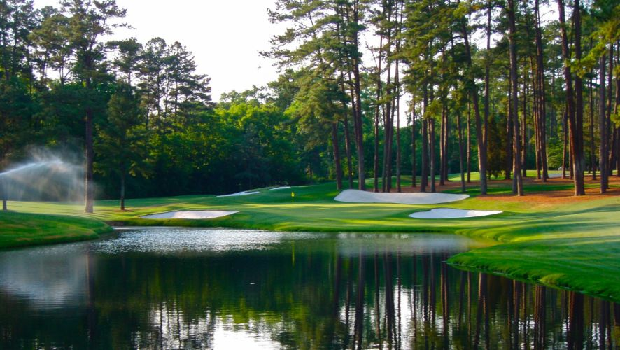 The Augusta National Golf Course wallpaper