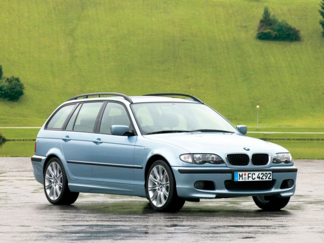 BMW 3 Series Touring Edition 33 2004 wallpaper