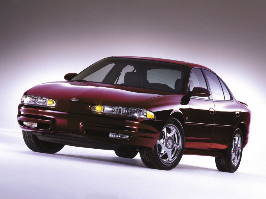 Oldsmobile Intrigue Collector's Edition Final 500 2002 wallpaper