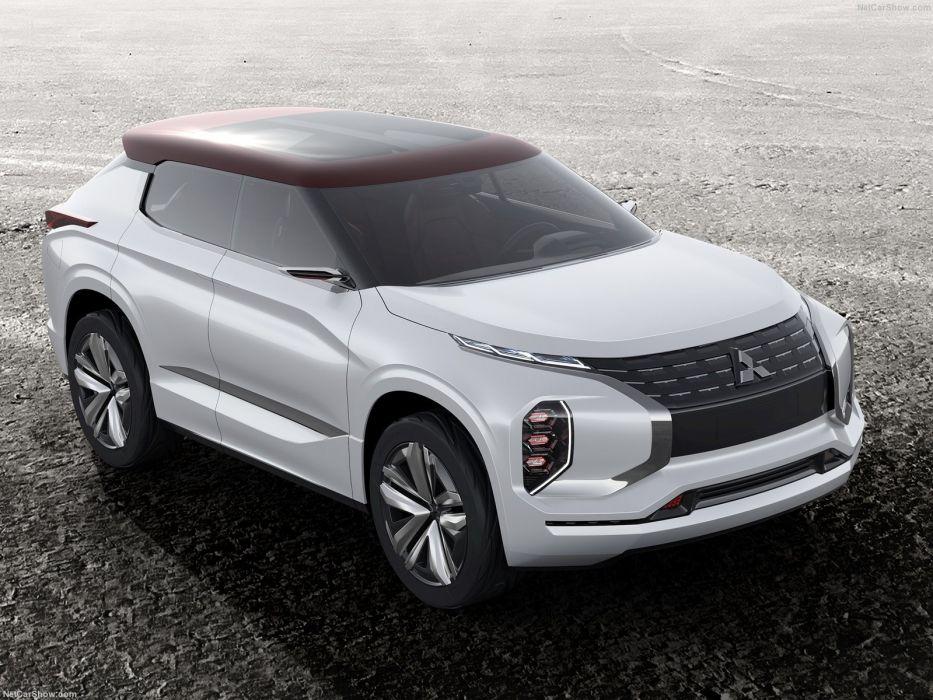 Mitsubishi GT-PHEV Concept cars 2016 wallpaper