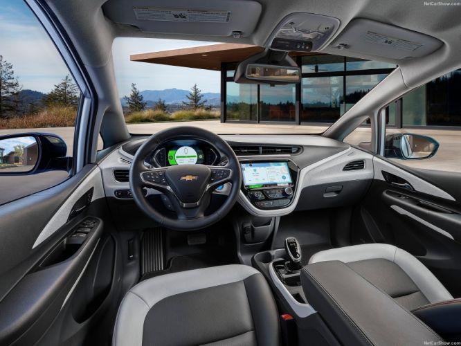 Chevrolet Bolt EV cars 2016 electric wallpaper