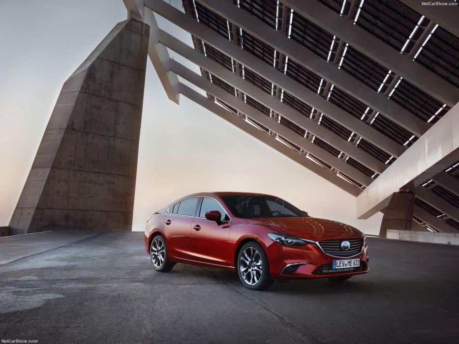 Mazda 6 Sedan cars 2016 wallpaper