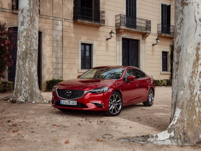 Mazda 6 Sedan cars 2016 wallpaper