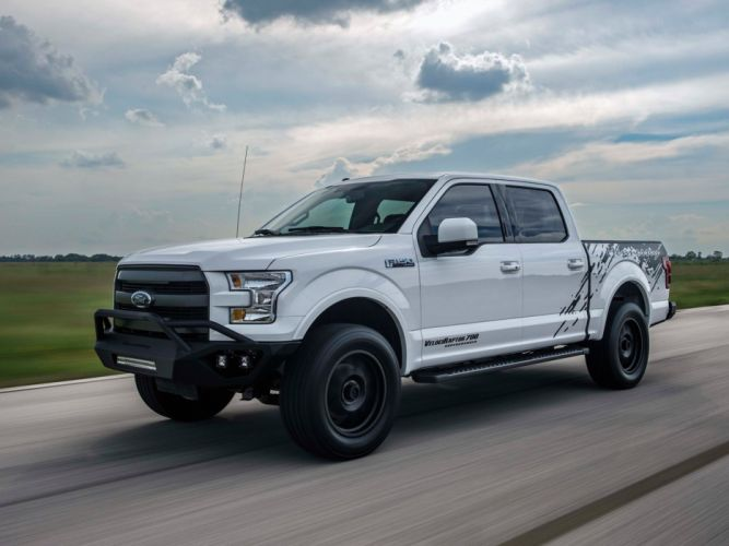2016 Hennessey VelociRaptor 700 Supercharged 25th Anniversary pickup wallpaper