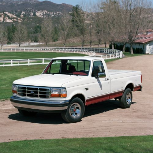 1992 Ford F-150 Regular pickup truck wallpaper
