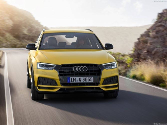 Audi Q3 cars suv 2016 wallpaper