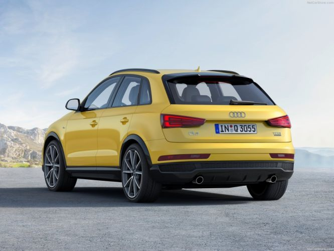 Audi Q3 cars suv 2016 wallpaper