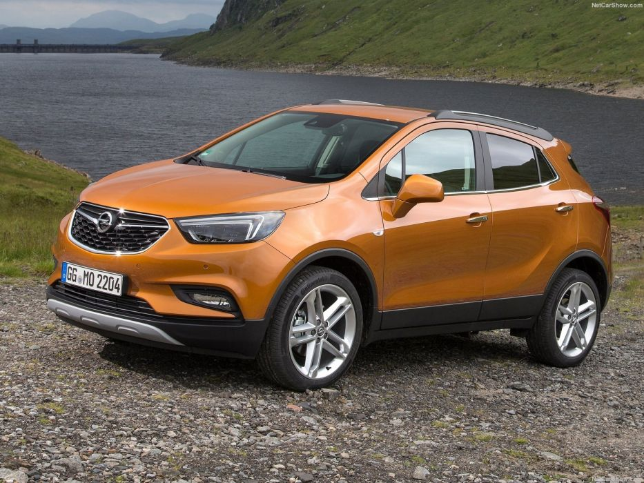 Opel Mokka X cars suv 2016 wallpaper