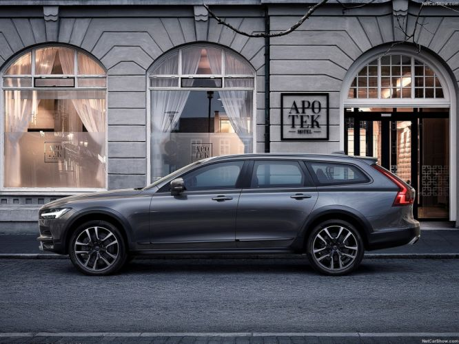Volvo V90 Cross Country cars wagon 2016 wallpaper