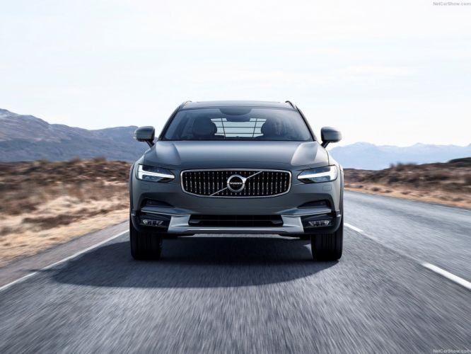 Volvo V90 Cross Country cars wagon 2016 wallpaper