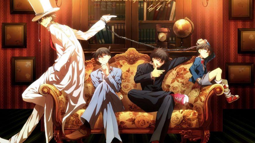 detective-conan-top-tv-anime wallpaper