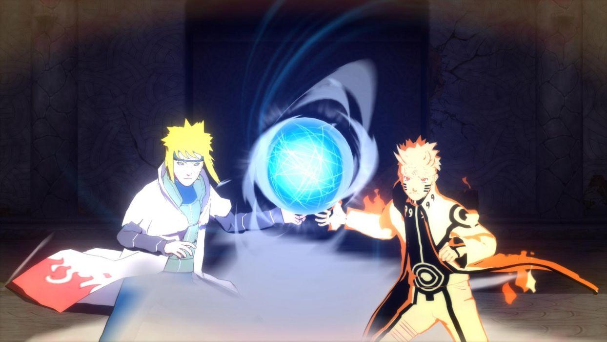 Naruto Shippuden Minato Wallpaper Hd Resolution Wvt