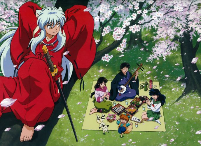 inuyasha-s-day-off wallpaper