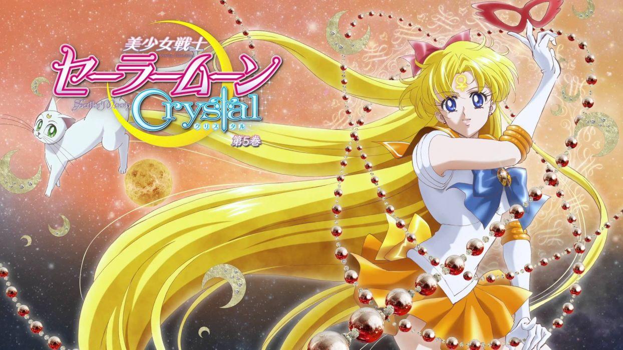 Sailor Moon Crystal Wallpaper 006881 wallpaper