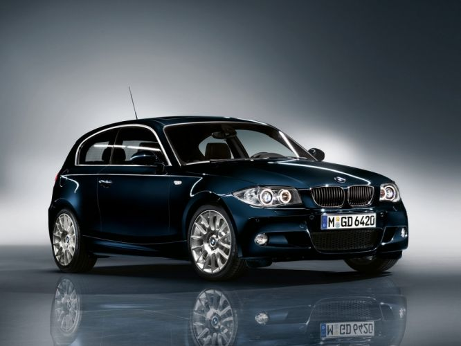 BMW 1 Series Limited Sport Edition 2007 wallpaper