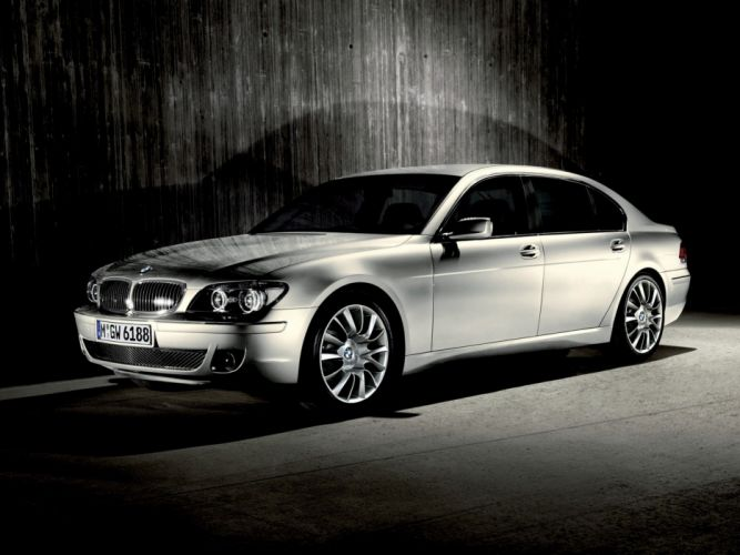 BMW 7 Series 30th Anniversary Limited Edition 2007 wallpaper
