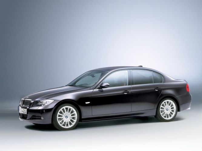 BMW 325iA M-Sport Limited Edition 2007 wallpaper