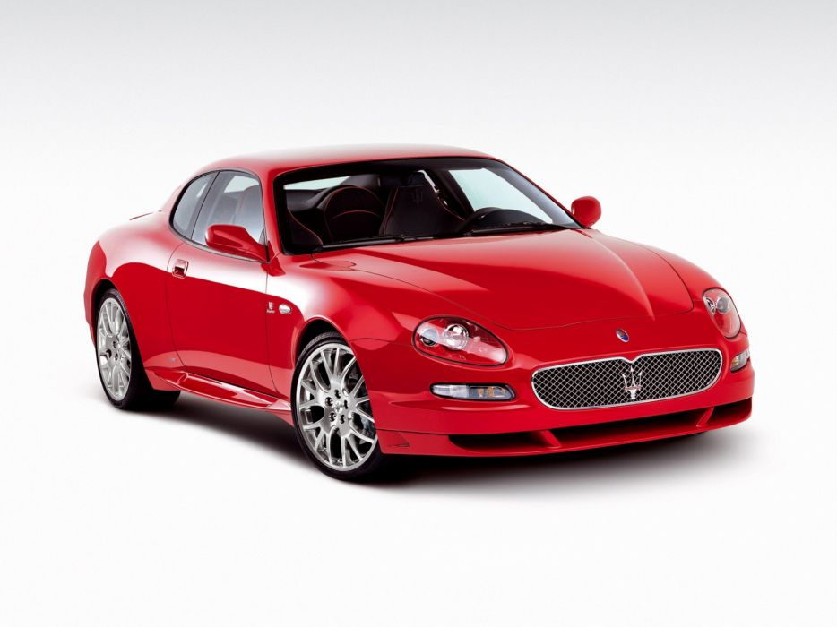 Maserati GranSport Contemporary Classic 2007 wallpaper