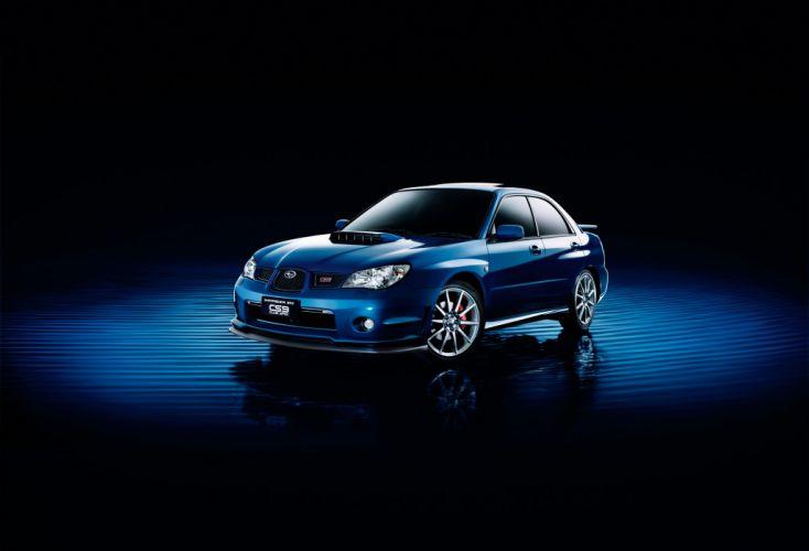 Subaru Impreza WRX Club Spec 9 2006 wallpaper