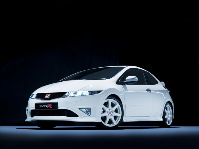 Honda Civic Type-R Special Edition 2008 wallpaper