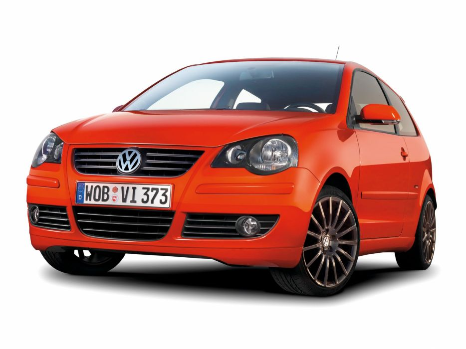 Volkswagen Polo GT-Rocket 2008 wallpaper