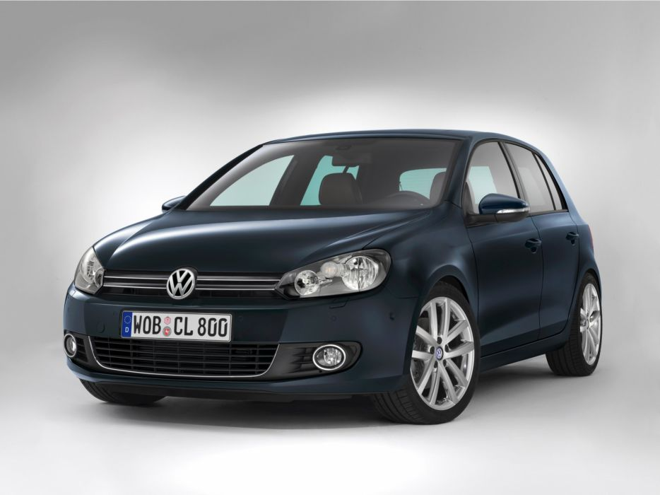 Volkswagen Golf 5-door Collectors Edition 2008 wallpaper