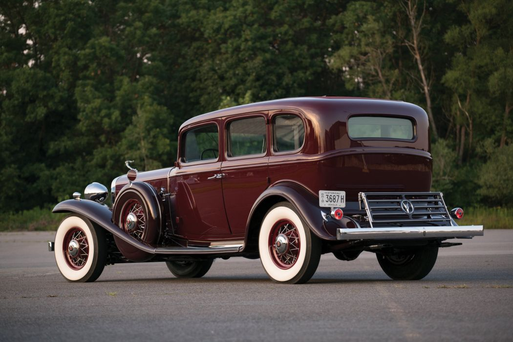 1932 Cadillac V16 452-B 5-passenger Sedan Fleetwood cars classic wallpaper