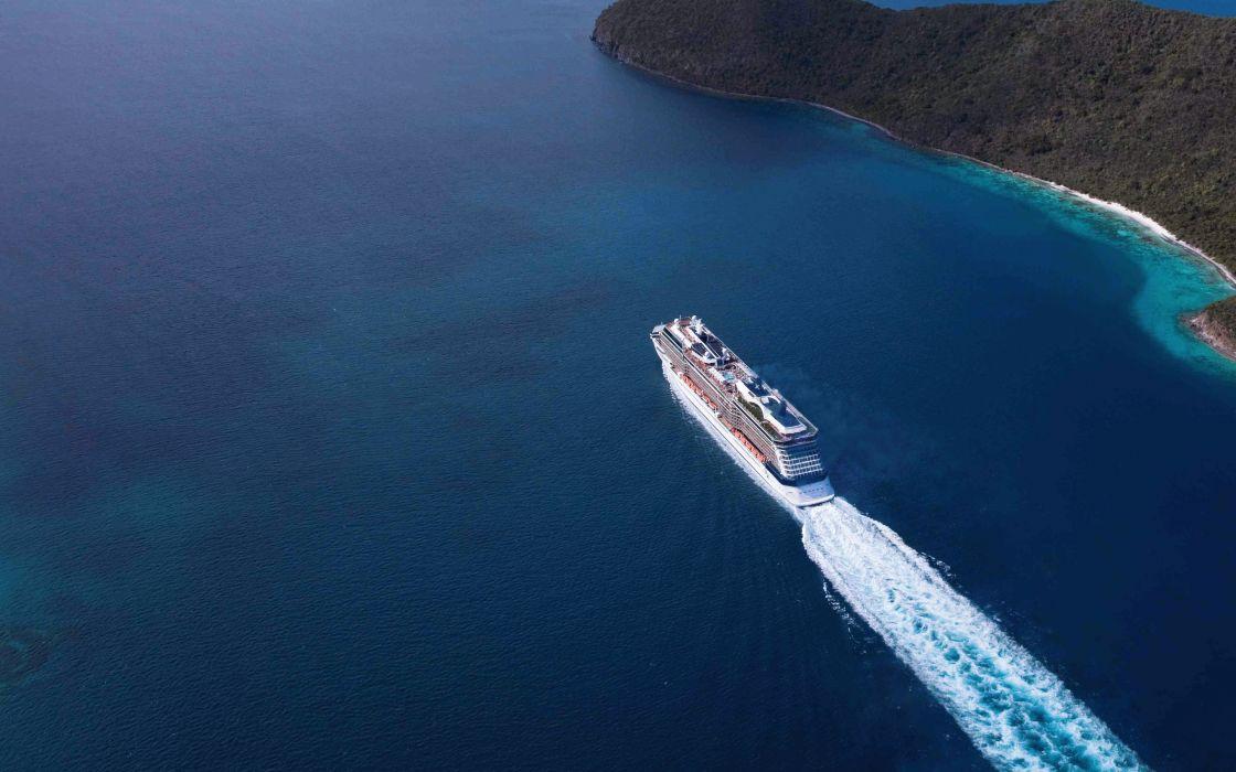 ship passenger liner celebrity equinox ship wallpaper