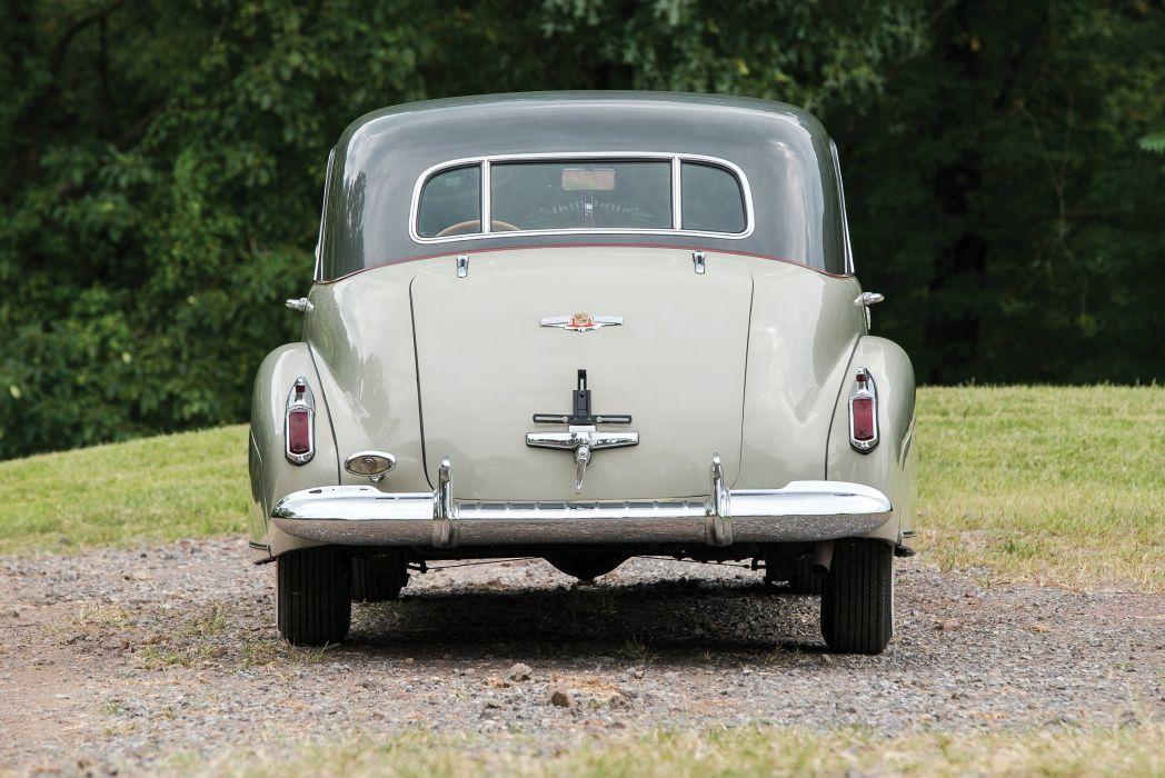 1941 Cadillac Fleetwood Sixty Special Sedan cars classic wallpaper