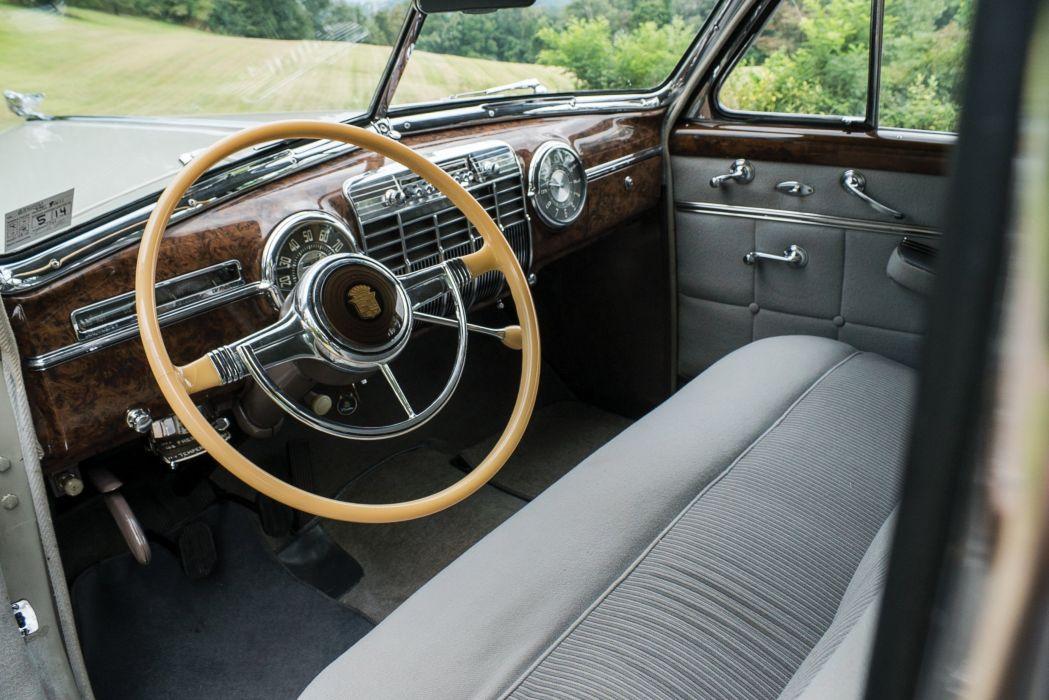 cadillac fleetwood sixty special 1941 Cadillac Fleetwood Sixty Special Sedan cars classic wallpaper