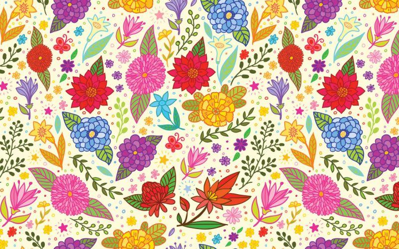 the pattern texture art art flowers wallpaper