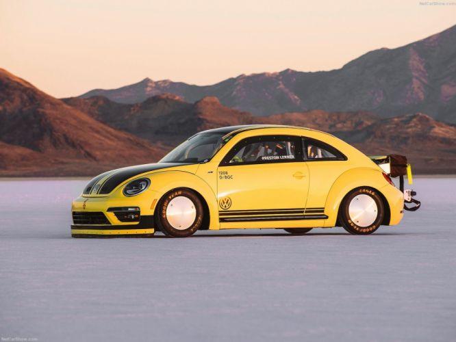 Volkswagen 2016 Beetle LSR cars wallpaper