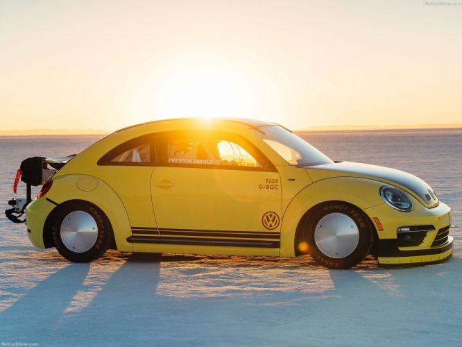 Volkswagen 2016 Beetle LSR cars wallpaper