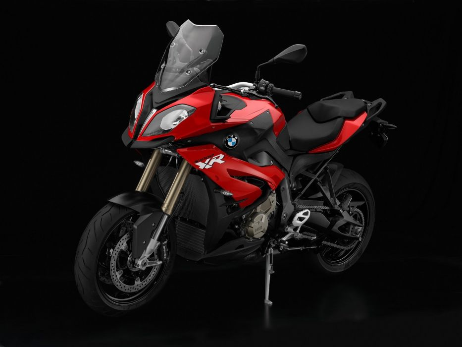 BMW S 1000 XR motorcycles trail 2015 wallpaper