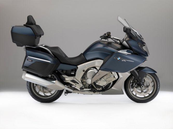 BMW K 1600 GTL motorcycle 2015 wallpaper