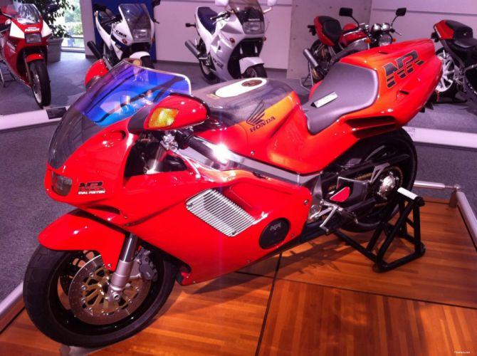 Honda NR 750 superbike motorcycles 1992 wallpaper
