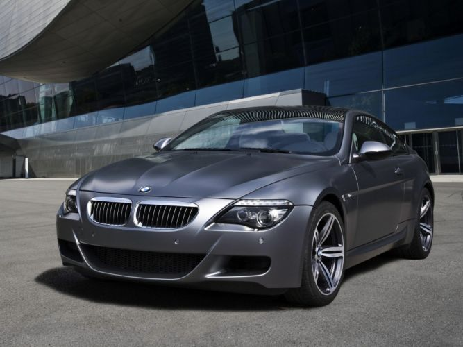 BMW M6 Competition Edition 2009 wallpaper