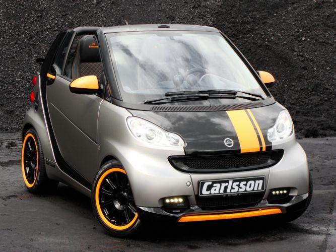 Carlsson Smart ForTwo Cabrio 2010 wallpaper