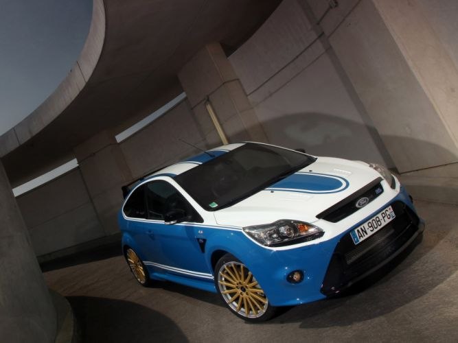 Ford Focus RS Le Mans Edition 2010 wallpaper