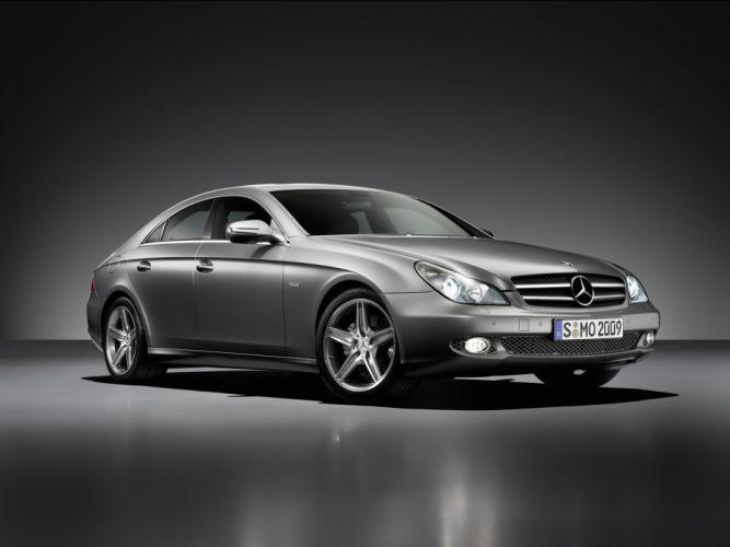 Mercedes-Benz CLS350 CGI Grand Edition 2009 wallpaper
