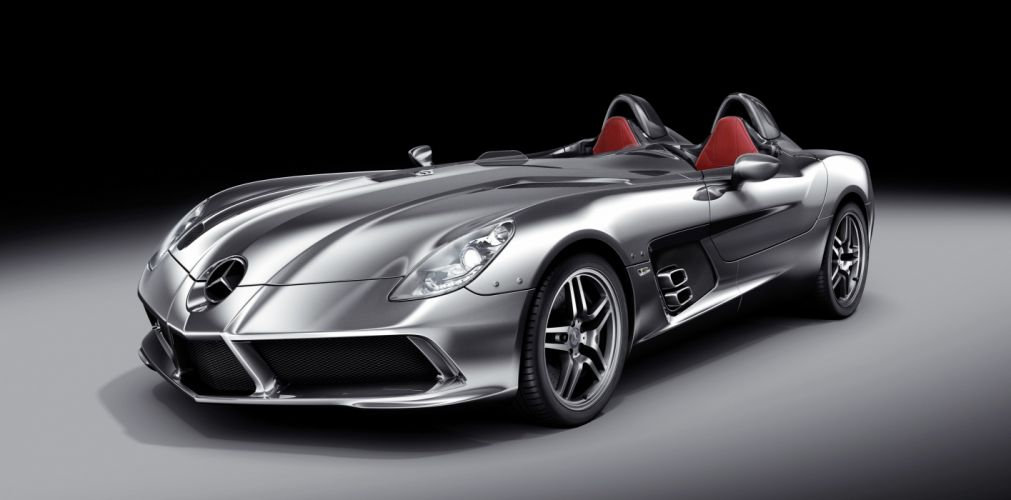 Mercedes-Benz SLR McLaren Stirling Moss 2009 wallpaper
