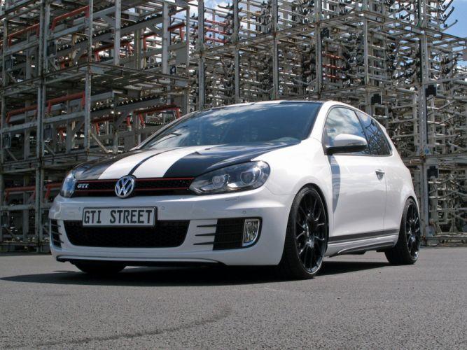 Volkswagen Golf GTI Street 2009 wallpaper