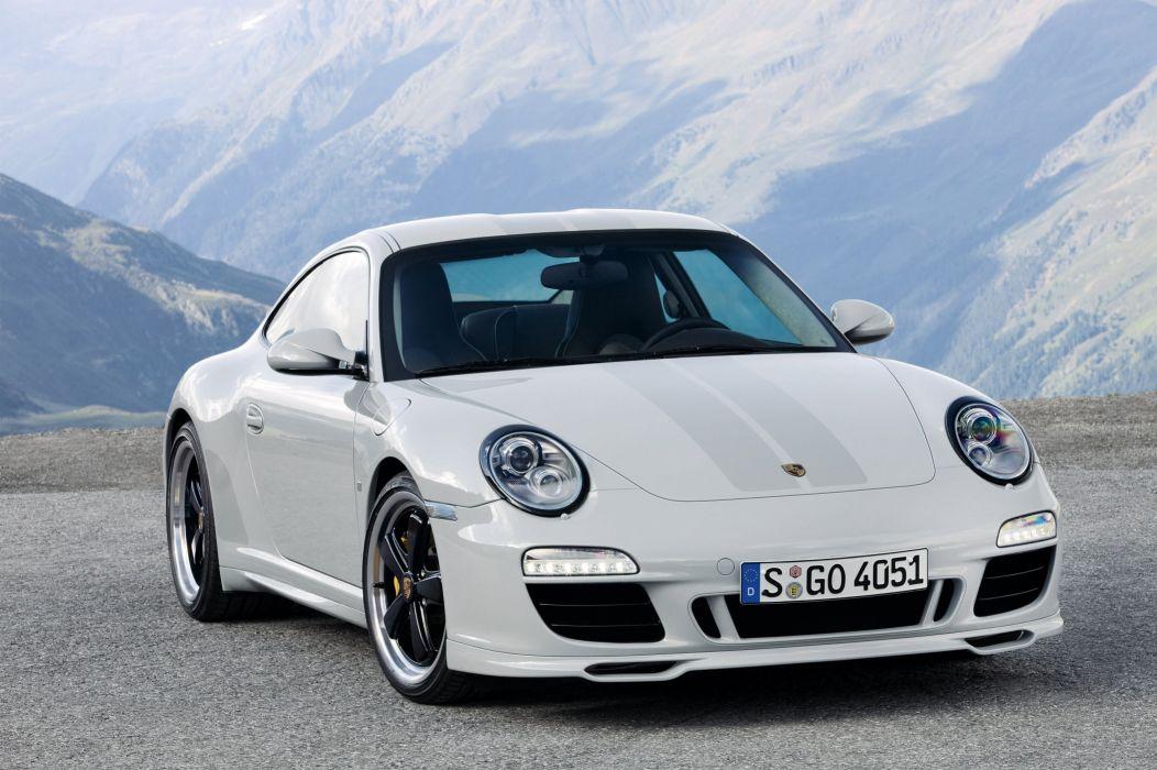 Porsche 911 Sport Classic 2009 wallpaper