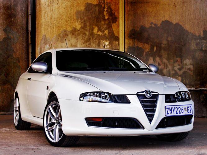 Alfa Romeo GT Limited Edition 2010 wallpaper
