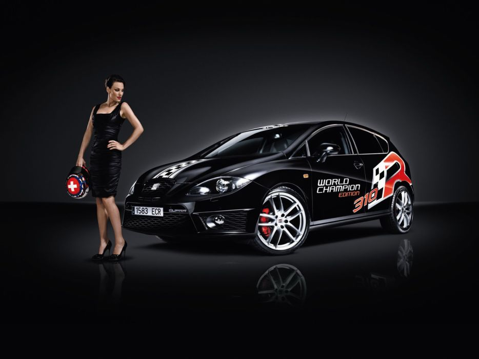 Seat Leon Cupra R310 World Champion Edition 2010 wallpaper