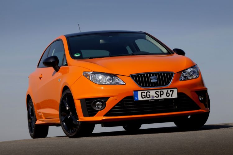 Seat Ibiza SC Sport Limited Edition 2010 wallpaper