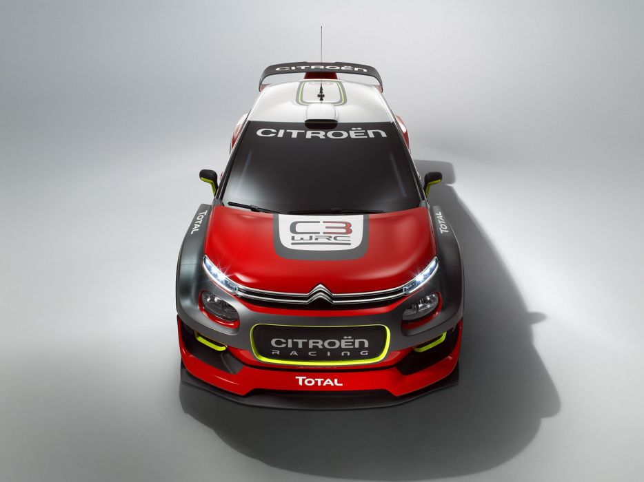 citroen C3 WRC Concept cars 2016 wallpaper