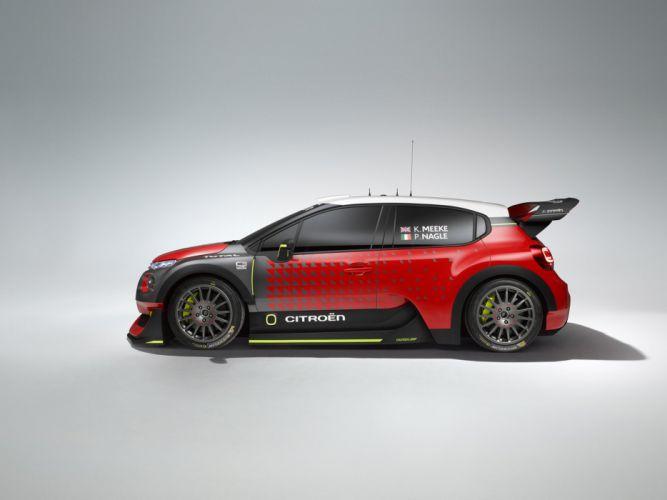 citroen C3 WRC Concept cars 2016 wallpaper