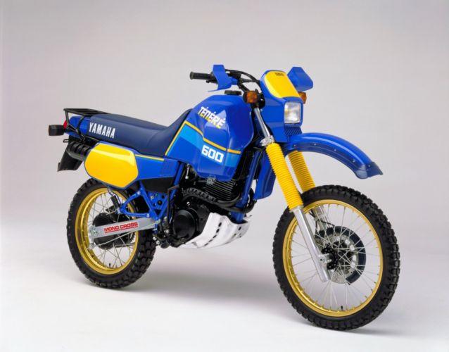 yamaha xt600z tenere motorcycles 1986 wallpaper